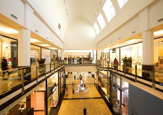Mall of the Emirates, Fashion District