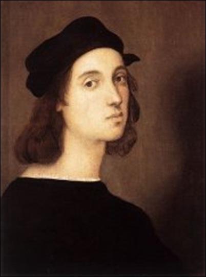 Autoportrait de Raphael