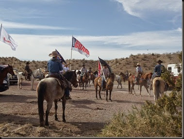 50,000 OK Militia Stand by Bundy Ranch anbd Freedom