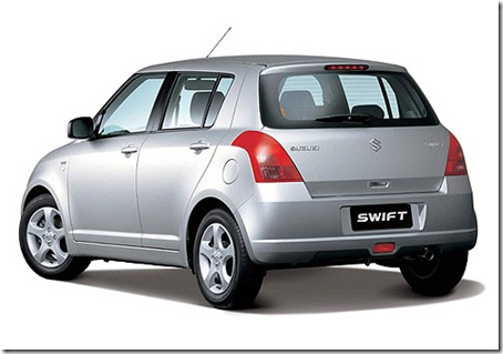 New Maruti Swift Petrol