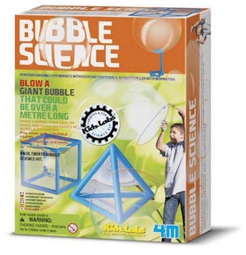 ciencia de las burbujas