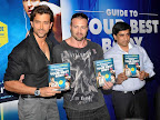 Hrithik Roshan Launches Your Best Body Book By Kris Gethin