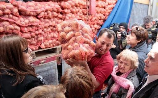 Και δεύτερη παραγγελία από το κίνημα της πατάτας στην Κεφαλονιά