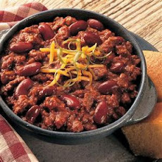 Lawry's 2-step Chili