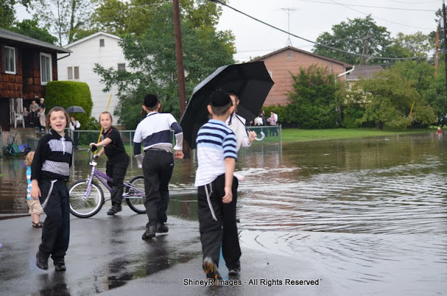 Rain Caused Flooding At Stonehouse & Francis Area (Photos by Meir Rothman) - DSC_0131.JPG
