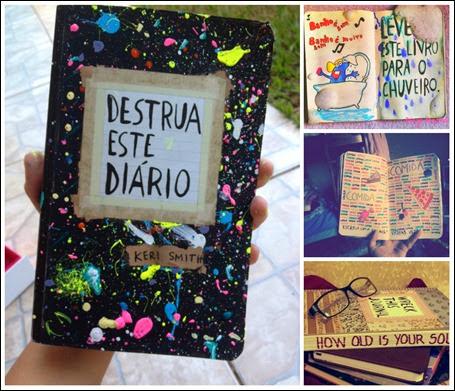 Destrua esse diario