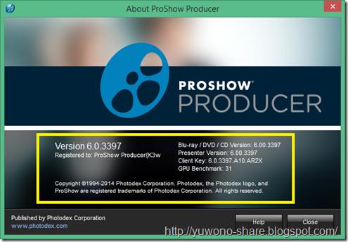 Photodex ProShow Producer 6.0.3397 FULL 4