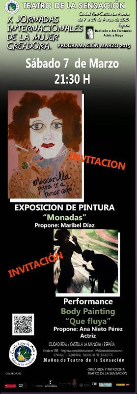 EXPOSICION MARIBEL MUJER CREADORA 2015