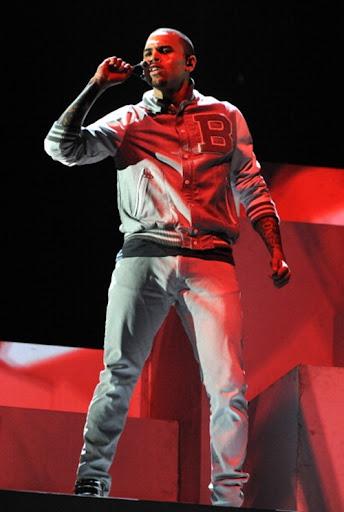 Chris Brown Big Cock