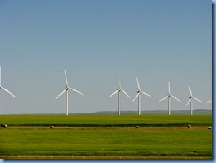 1587 Alberta Hwy 5 East - wind turbines at the Magrath Wind Power Project wind farm