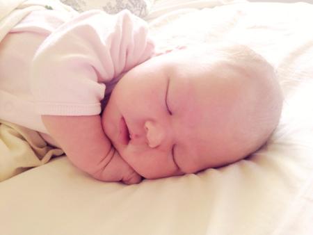 Baby Charlotte | Lavender & Twill
