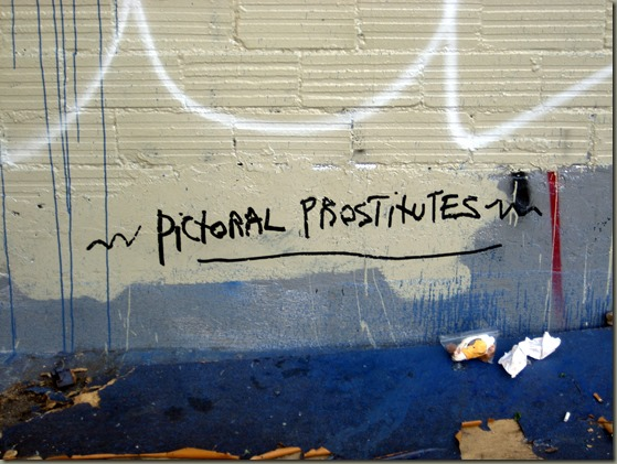 Pictoral Prostitutes