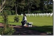 Cemitério Militar Americano, Praia de Omaha.