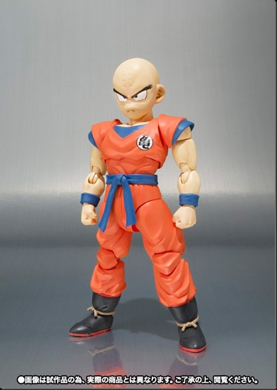 Dragon Ball ZKrillin S.H.Figuarts [Action Figure] by Bandai