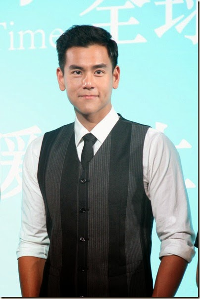 Fleet of Time 匆匆那年 Eddie Peng 彭于晏 2014.12.04 Beijing 03