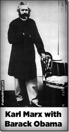 Karl Marx with BHO