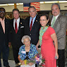 Petrina Panzitta's 100th Birthday: Mt. Kisco