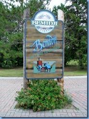 2618 Minnesota Bemidji - sign