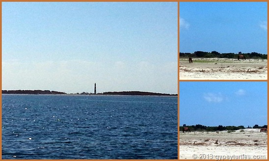 Cape Lookout and Shackleford Island
