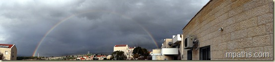 2012-01-19 Haviva Project - Beit Shemesh Rainbow 015 t