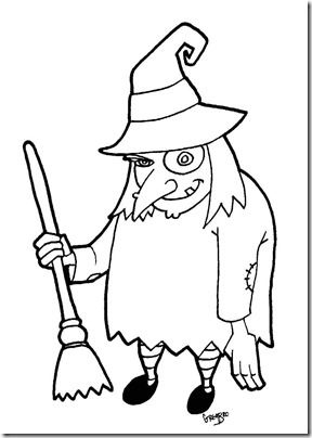 brujas halloween blogcolorear (25)