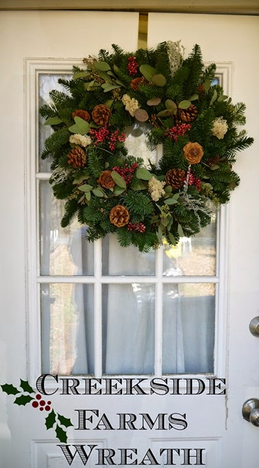 Creekside Farms Wreath