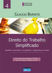 Capa - Direito do Trabalho Simplificado.indd
