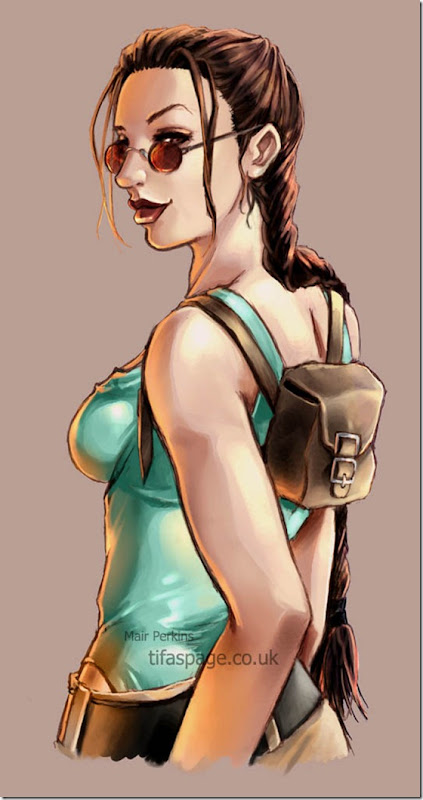 Lara Croft (81)