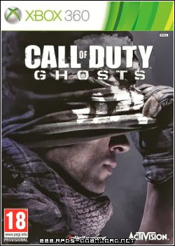 527249e555e52 Call of Duty: Ghosts   XBOX 360