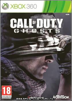 527249e555e52 Call of Duty: Ghosts   XBOX 360
