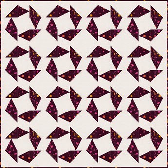 Gem Stones Quilt 2