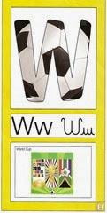 Alfabeto da Copa do Mundo - W