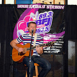 WBFJ Presents 2014 Local Flavors Summer Concert Series - Brandon Kelley - Ashley Woodard - Food Cour