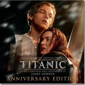 Titanic Soundtrack Anniversary Edition