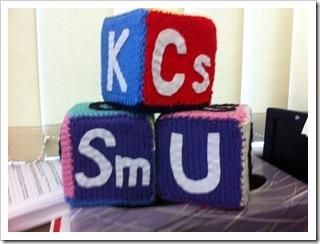 Periodic element playing Blocks (5)