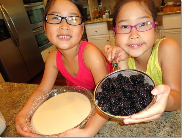 Blackberry Cobbler 012A