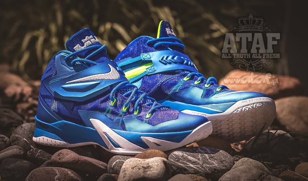 a4f926e1d7e Available Now  Nike Zoom LeBron Soldier VIII (8) Sprite