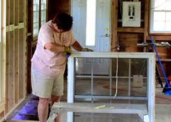 1406235 Jun 26 Barb Removing Foam From Window