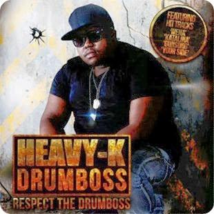 Heavy-K - Respect The Drumboss