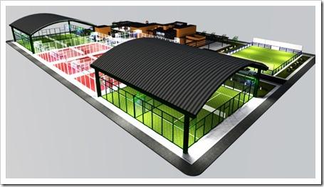 Instalaciones MOMO Sports Club La Garena_4