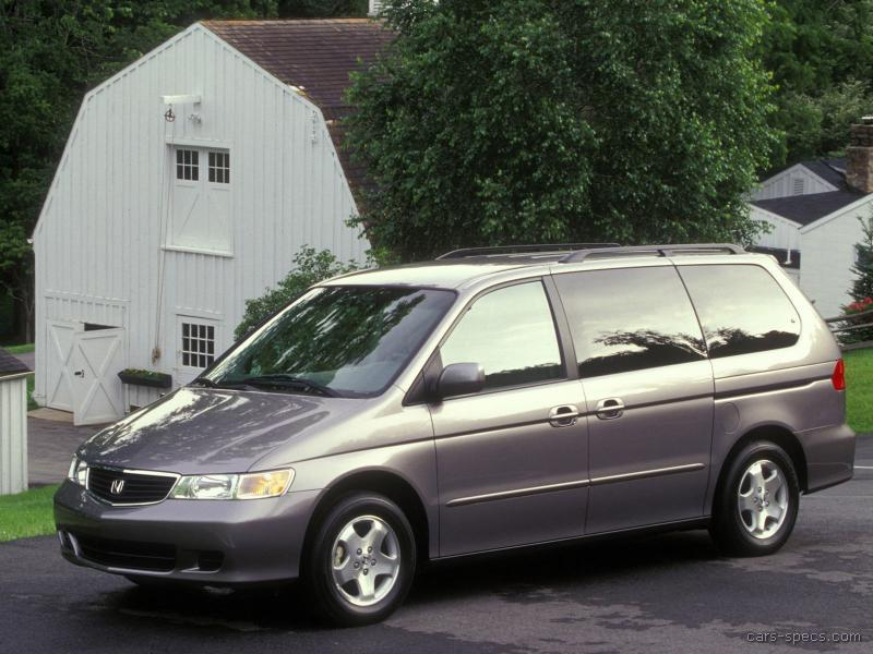 2002 honda odyssey minivan specifications pictures prices for All wheel drive honda odyssey