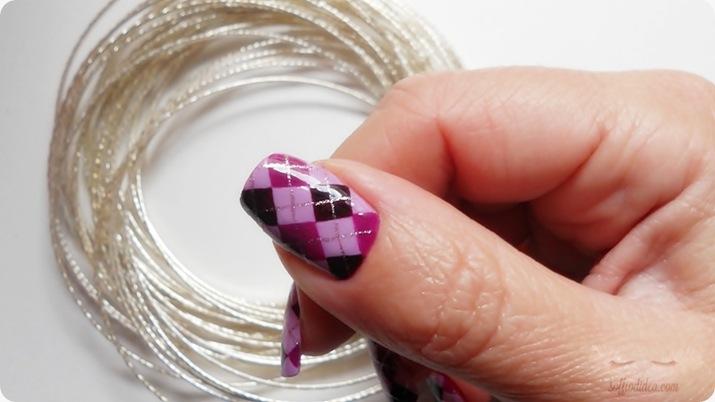 nailart-nail art-soffiodidea-soffio di dea-rombi-9a