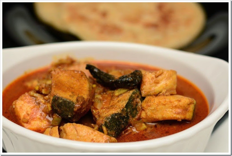 Varutharacha Fish curry 1