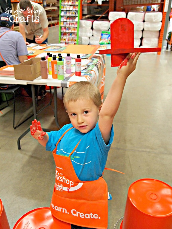 The Home Depot Kids Workshops