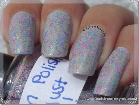 Glitter Bunny - Flip Flop Madness swatch