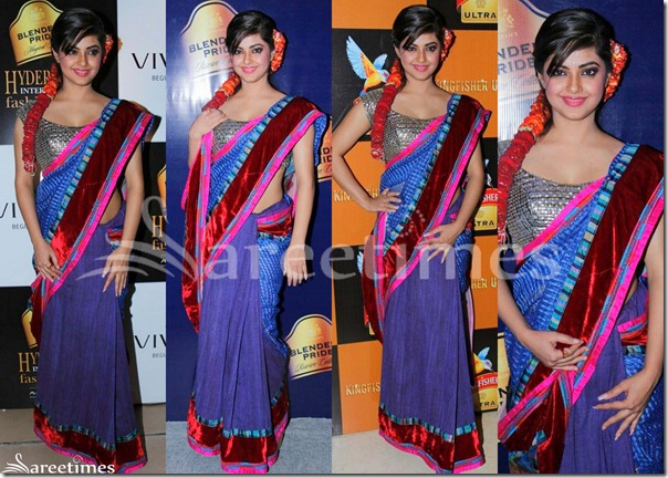 Meera_Chopra_Saree