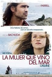La Mujer Que Vino Del Mar Poster