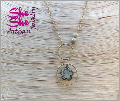 CLICK to visit She She Artisan Jewelry.