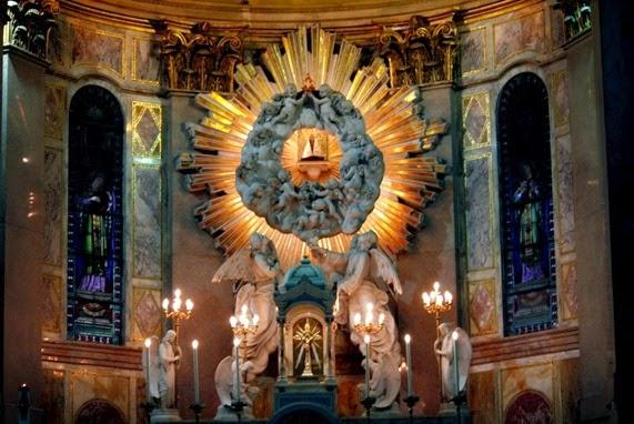 Gloria, Basílica de Nossa Senhora de Nazaré - Parà
