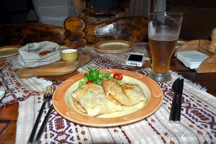 ресторан Улей Суздаль